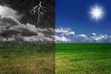 Une expertise </br> en météorologie